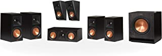 Klipsch RP-600M 5.1.2 Dolby Atmos Home Theater System - Ebony