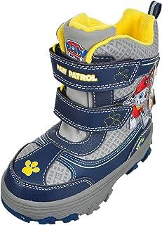 Paw Patrol Child Marshall & Chase Snow Boot