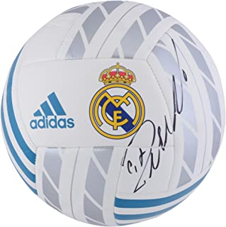 Cristiano Ronaldo Real Madrid Autographed Soccer Ball - Fanatics Authentic Certified - Autographed Soccer Balls