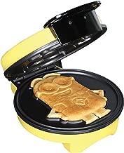 yellow waffle maker