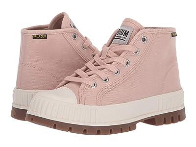 Palladium Pallashock Mid Og (Rose Dust) Shoes