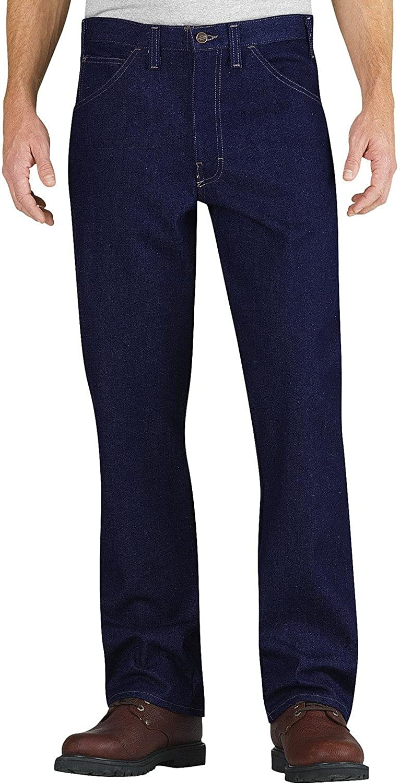 Dickies Men's Big-Tall Flame Resistant 5-Pocket Jean