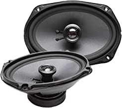 "Skar Audio TX69 6"" x 9"" 240W 2-Way Elite Coaxial Car Speakers, Pair"