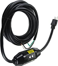 GFCI Cord Replacement for Hot Tub, Spa & Pool - 120V/15A Inline Style