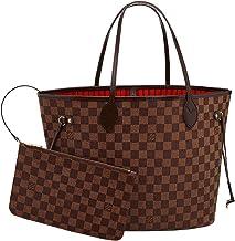 Louis Vuitton Damier N41358 Neverfull MM - Bolso bandolera,