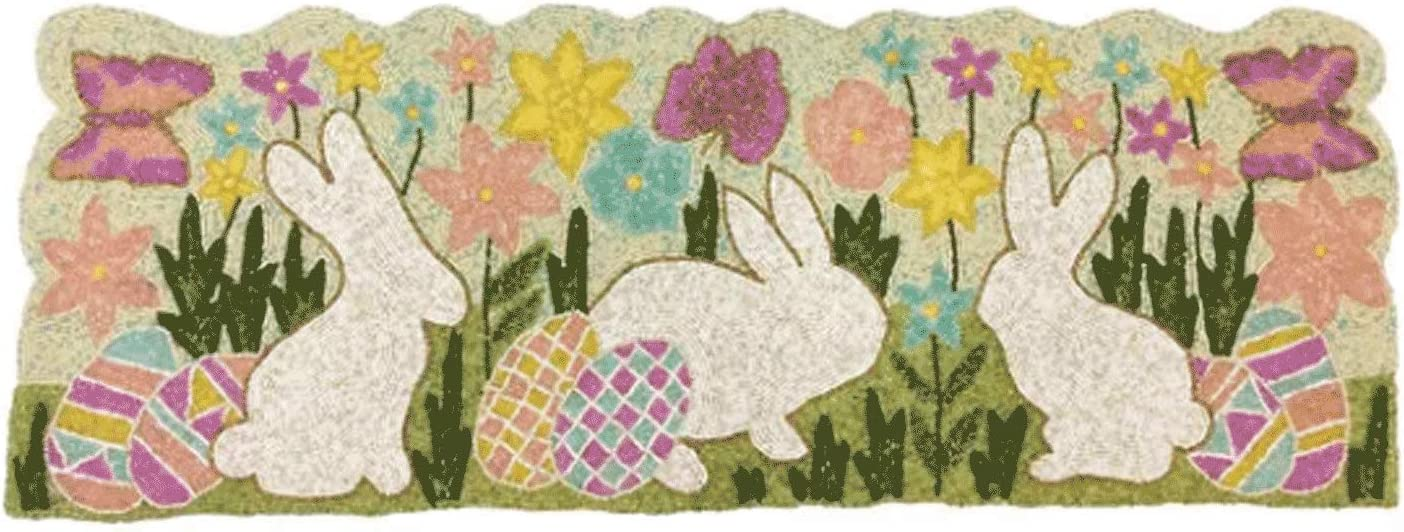 Celebrate Factory outlet Easter Together White Bunnies Easte Dallas Mall Garden with The in