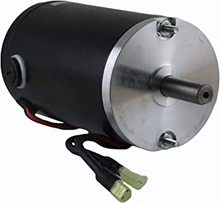 Rareelectrical NEW SALT SPREADER MOTOR COMPATIBLE WITH FISHER POLY CASTER 78299 P3035 P3035A P3035AM P3035K