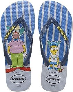 Sandália Simpsons, Havaianas, Adulto Unissex
