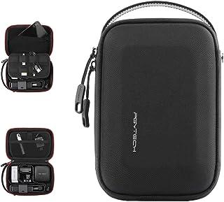 PGYTECH アクションカメラ用 ミニ収納ケース DIYストレージ EVA ハードケース キャリングバッグ GoPro 10/9/8/7/6/5/4、DJI OSMO Pocket/Pocket2、OSMO Action、Snoppa Vma...