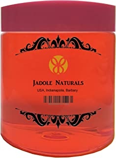 Jadole Naturals Natural Cold Wax, Sugar Wax Hair Remover - Strawberry
