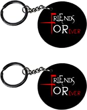 VPRINT QUALITY Friends Forever Keychain for Girls Friend Printed Keyring & Keychain