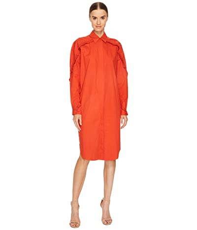 Preen by Thornton Bregazzi Holly Dress (Red) Women
