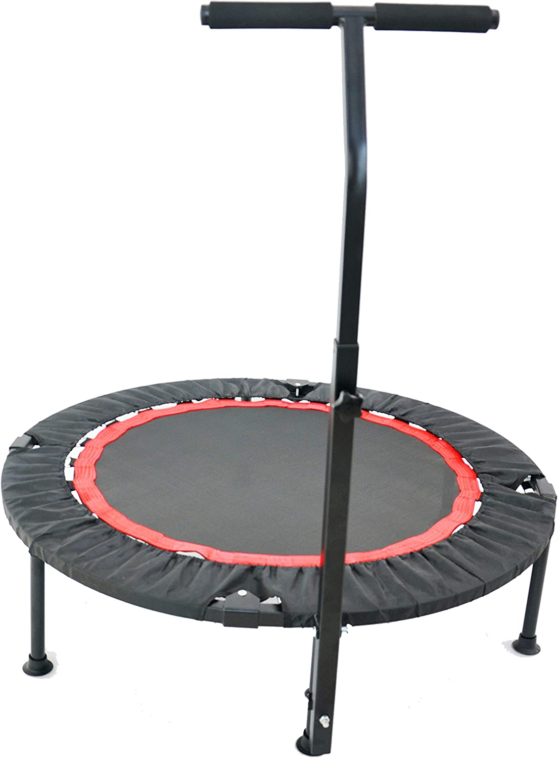 Spring new work Luxury goods one after another Mini Fitness Trampoline 40 Tram Inch Rebounder