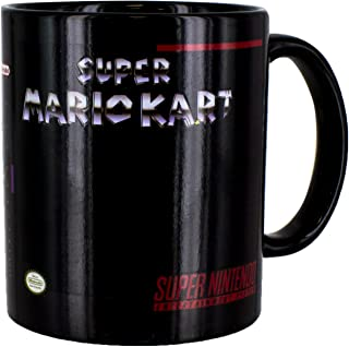 Paladone Nintendo Super Mario Kart Heat Changing Ceramic Coffee Mug
