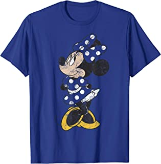 Disney Mickey And Friends Minnie Mouse Simple Camiseta