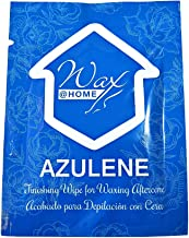 Waxness Wax Necessities at Home Azulene After Waxing Finishing Wipes 10 Pack