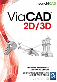 punch software viacad 2d 3d