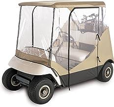 لوازم جانبی کلاسیک Fairway Golf Cart Enclosure Travel 4-Sided