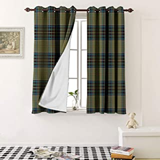 Best white tartan curtains Reviews