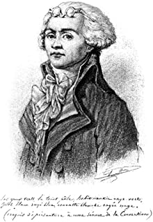Maximilien Robespierre N(1758-1794) French Revolutionist Contemporary Drawing By Baron Francois Pascal Gerard Poster Print...