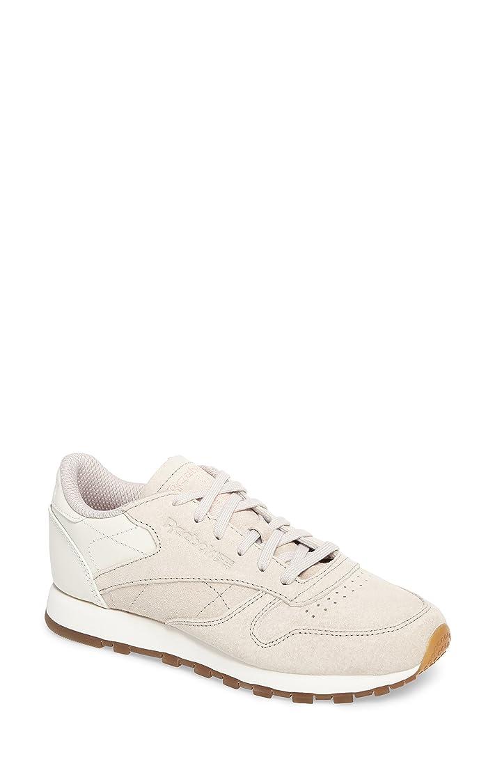 スーツバケット充実リーボック シューズ スニーカー Reebok Classic Sneaker (Women) Sandstone/ [並行輸入品]