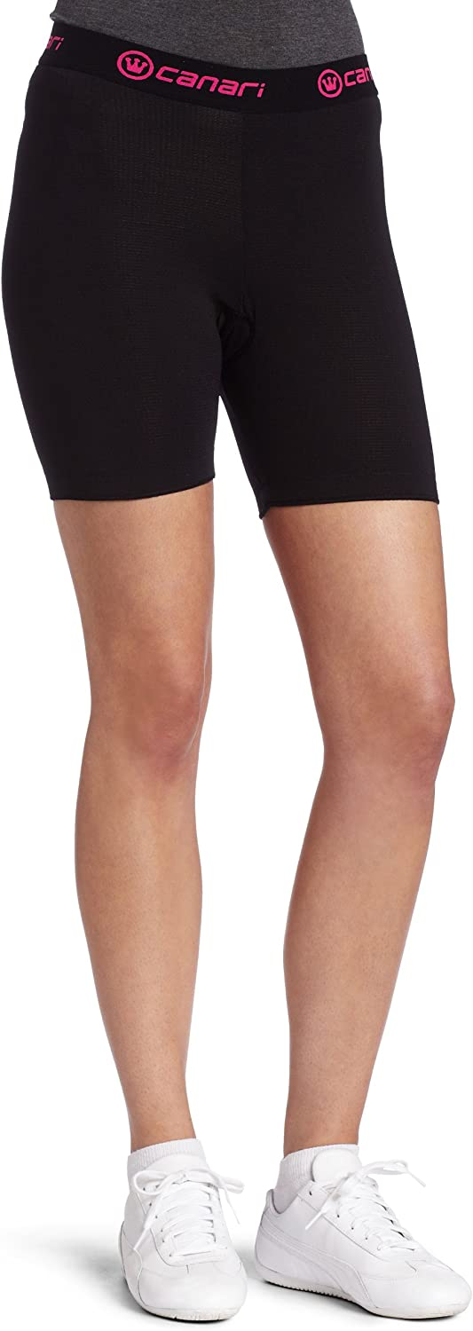 Canari Cyclewear Women's Gel Cycle OFFicial store Padded Brief Liner Cycling Cheap