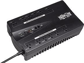 Tripp Lite 750VA UPS Battery Backup, 450W Eco Green, USB, RJ11, 12 Outlets (ECO750UPS)