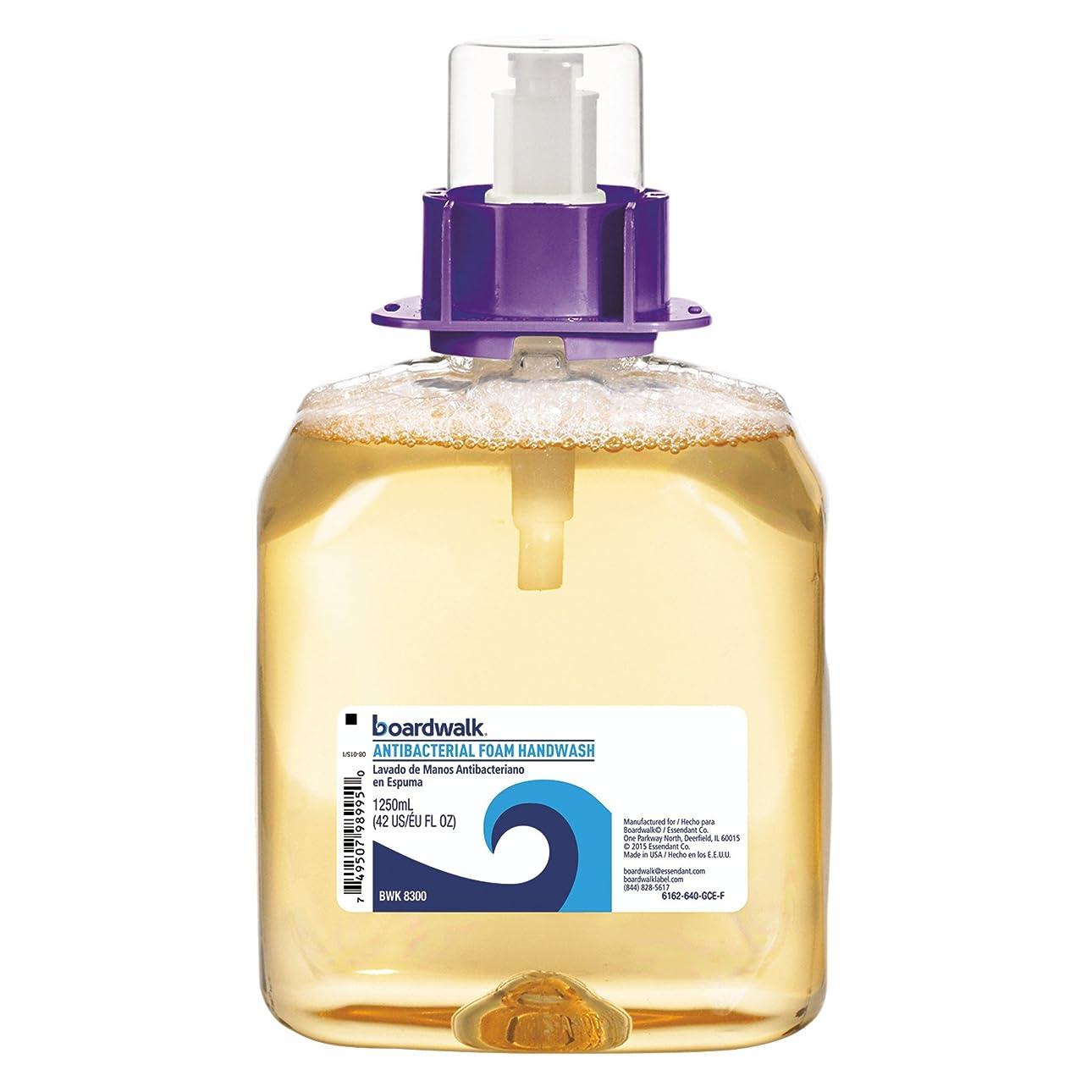 影響力のある教える彼女自身Foam Antibacterial Handwash, Sweet Pea, 1250ml Refill, 4 per Carton (並行輸入品)