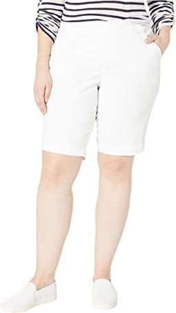350d724e364 Jag jeans jordan pull on relaxed fit white denim short | Shipped ...