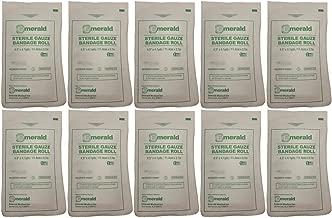 Emerald Sterile Krinkle Kerlix Type 4 1/2