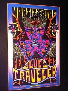 Blues Traveler Varsity Theatre Baton Rouge Louisiana Rare Ltd Ed Concert Poster