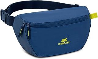 Rivacase 5512 حقيبة الخصر حقيبة حزام حقيبة بوم حقيبة الكتف حقيبة الصدر حزام الجري حقيبة الكتف حزام المال