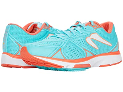 Newton Running Kismet 6 (Cyan/Orange) Women