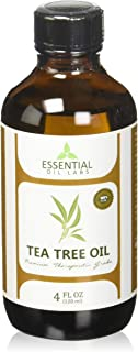 tea tree oil for acne by Essential Oil Labs