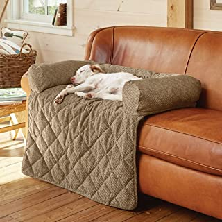 Orvis Grip-Tight Bolstered Sofa Protector