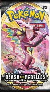 Pokemon Epée et Bouclier-Clash des Rebelles (EB02) : Booster, POEB202