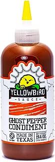 Yellowbird, Ghost Pepper Sauce, 19.6 oz
