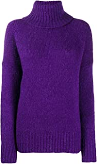 ISABEL MARANT ÉTOILE Luxury Fashion Womens PU109719A069E86PE Purple Sweater | Fall Winter 19
