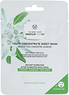 The Body Shop Drops of Youth Concentrate Sheet Mask