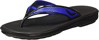Paragon Women's Black-Blue Slippers - 6 UK (38 EU) (A1EV1215LBKB00006G105)