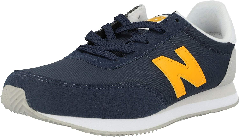 yellow new balance trainers
