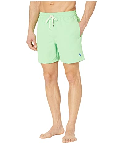 Polo Ralph Lauren Traveler Swim Trunks (Green) Men