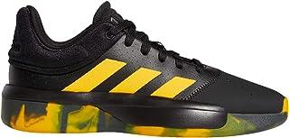 adidas PRO Adversary Low 2019, Scarpe da Basket Uomo, Multicolore (Negbás/Oroact/Tieley 000), 54 2/3 EU