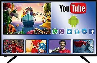 تليفزيون سمارت فل اتش دي 42 بوصة مع 2 ريموت كنترول وحامل حائط من سيمفوني LED420SM-Q