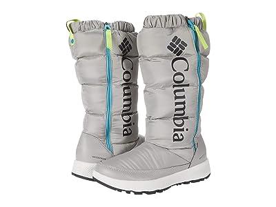 Columbia Paninarotm Omni-Heattm Tall (TI Titanium/Voltage) Women