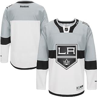 Los Angeles Kings Blank White Gray NHL Youth Stadium Series Reebok Premier  Jersey e87b483e7