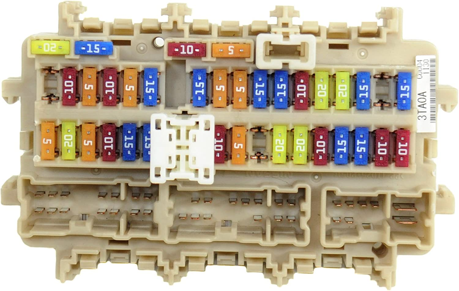 24350-3TA0A Instrument Panel Junction Fuse Financial sales sale Block Nis San Antonio Mall 2013-14 For