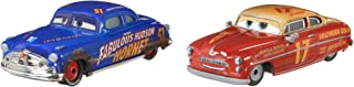 Disney Pixar Cars Hudson Hornet and Heyday Leroy