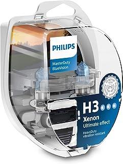 Philips MasterDuty BlueVision 24V H3 Scheinwerferlampe