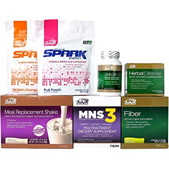 AdvoCare 24 Day Challenge Product Bundle (Vanilla)